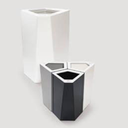 Kite mini trece kallsortering papperskorg recycling bin