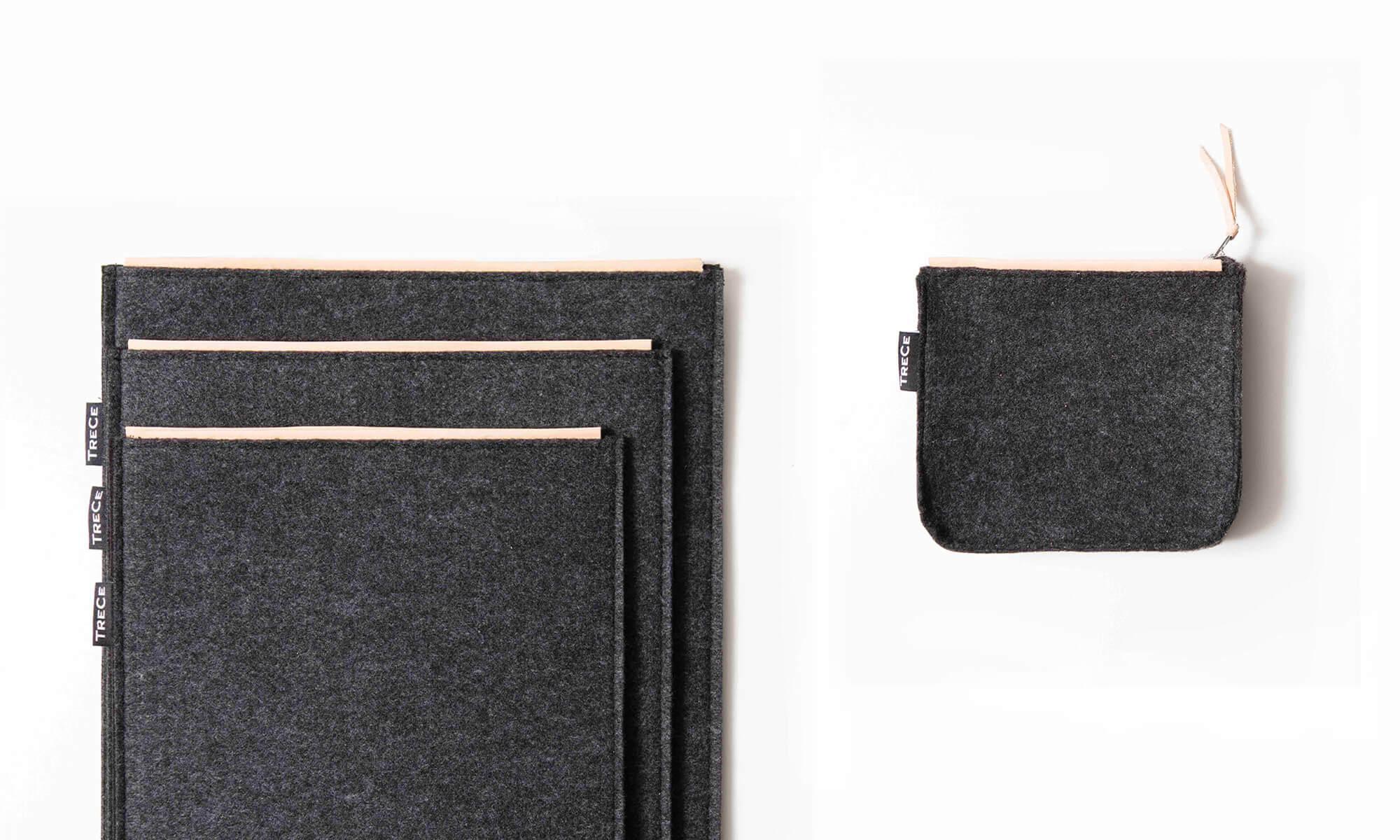 trece office pouch sleeve laptop case kontorsväska office bag