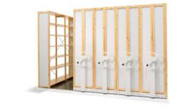 arkiv furu förvaring arkivering magasin archive shelf pine archiving storage