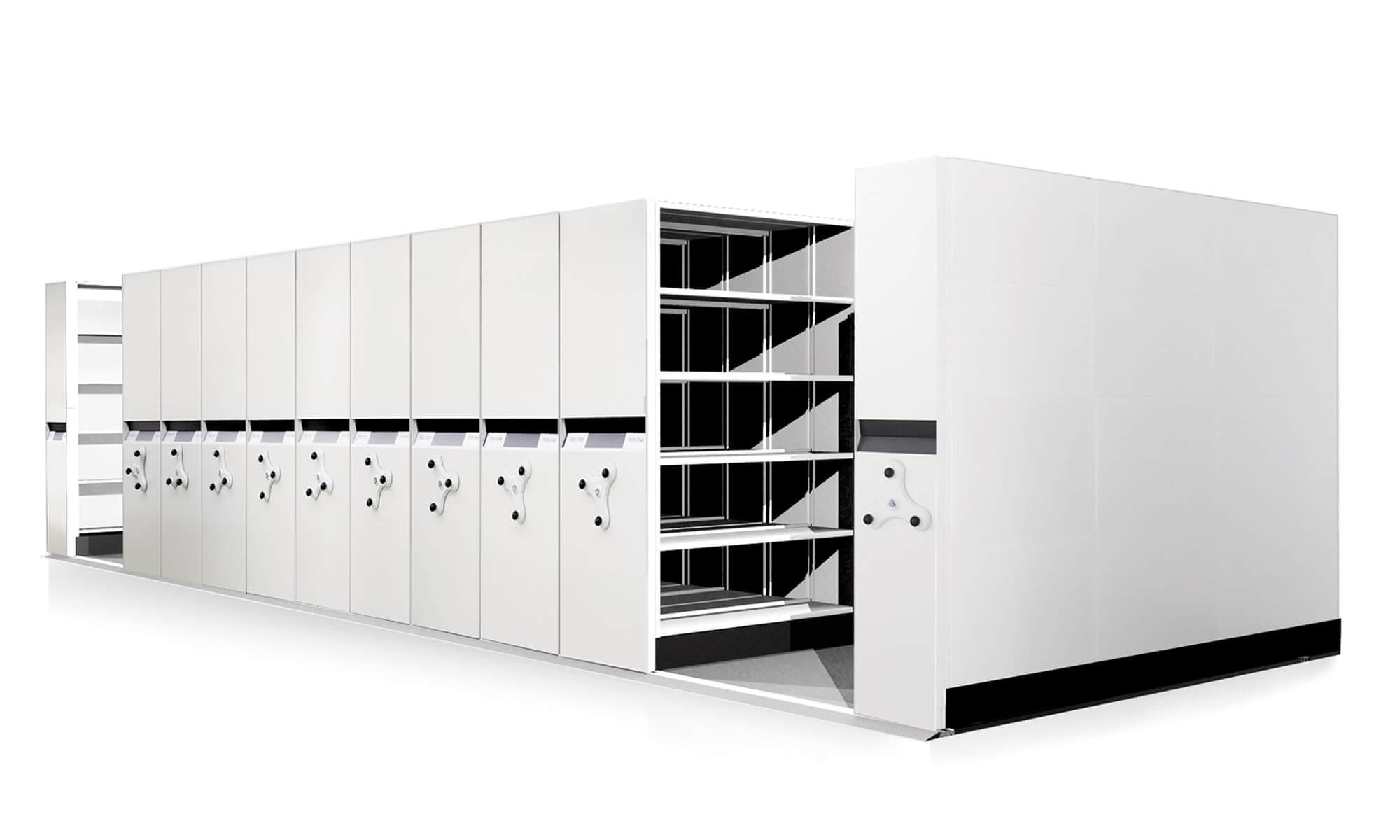 arkiv stål arkivering magasin stora volymer kontor förvaring archiving large volumes trece archive steel