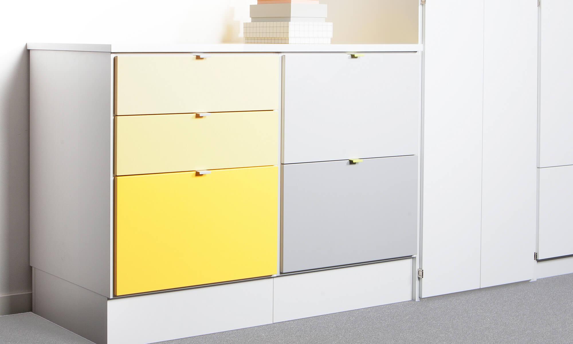 diskar disk förvaring storage möbelfakta kontorsförvaring office storage trece
