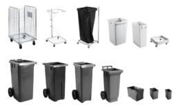returkärl papperskorgar källsortering behållare kontor avfallskärl kärl