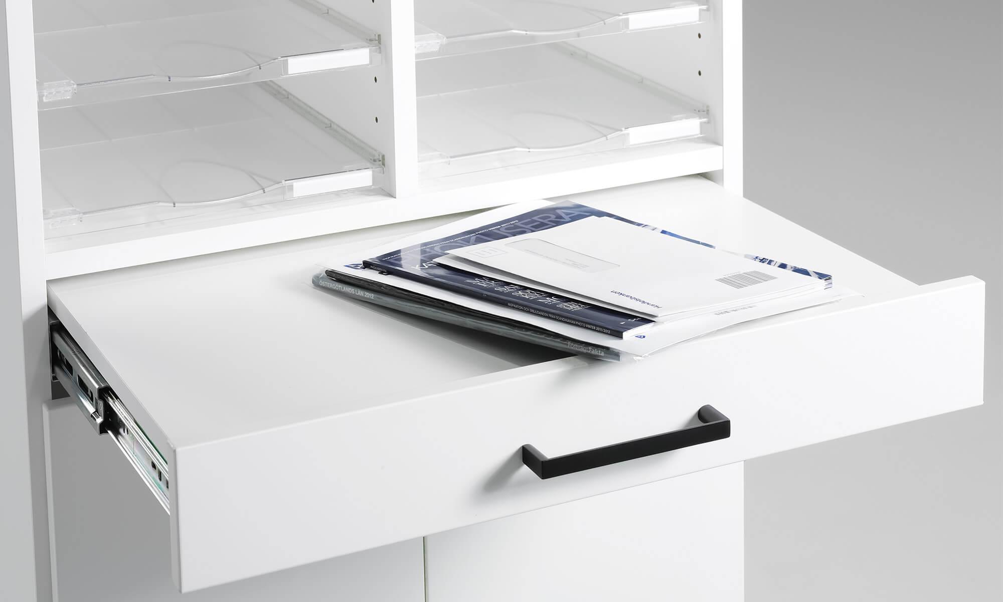 postsortering posthantering post mail trece postsortering kontor office storage trece