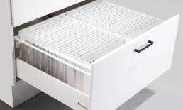 hängmappar låda förvaring folioformat foliomappar