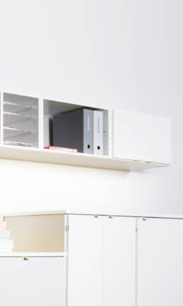 vägghylla väggskåp förvaring storage möbelfakta kontorsförvaring office storage trece shelves