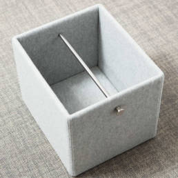 förvaringsbox vide trece personlig förvaring