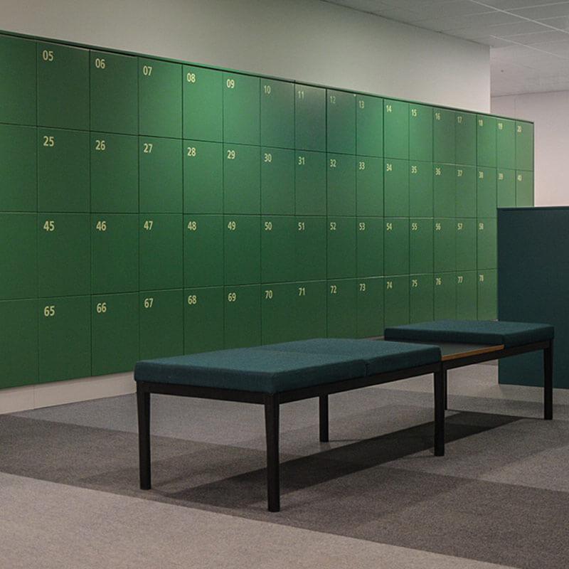 förvaringsfack förvaringslösningar förvaringsskåp personlig förvaring space kontor offentlig miljö