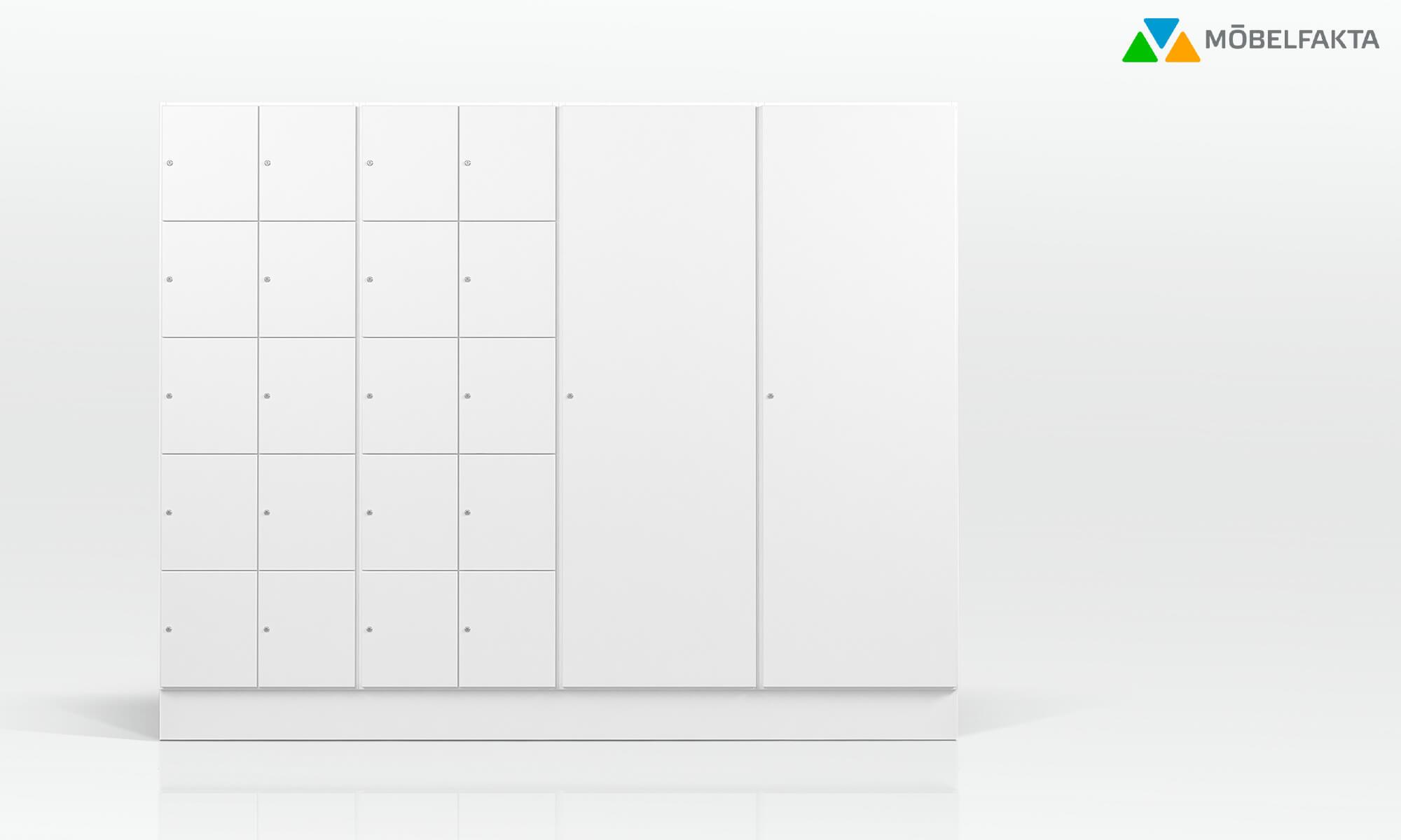 Förvaringsfack combiline personlig förvaring kontorsförvaring trece möbelfakta