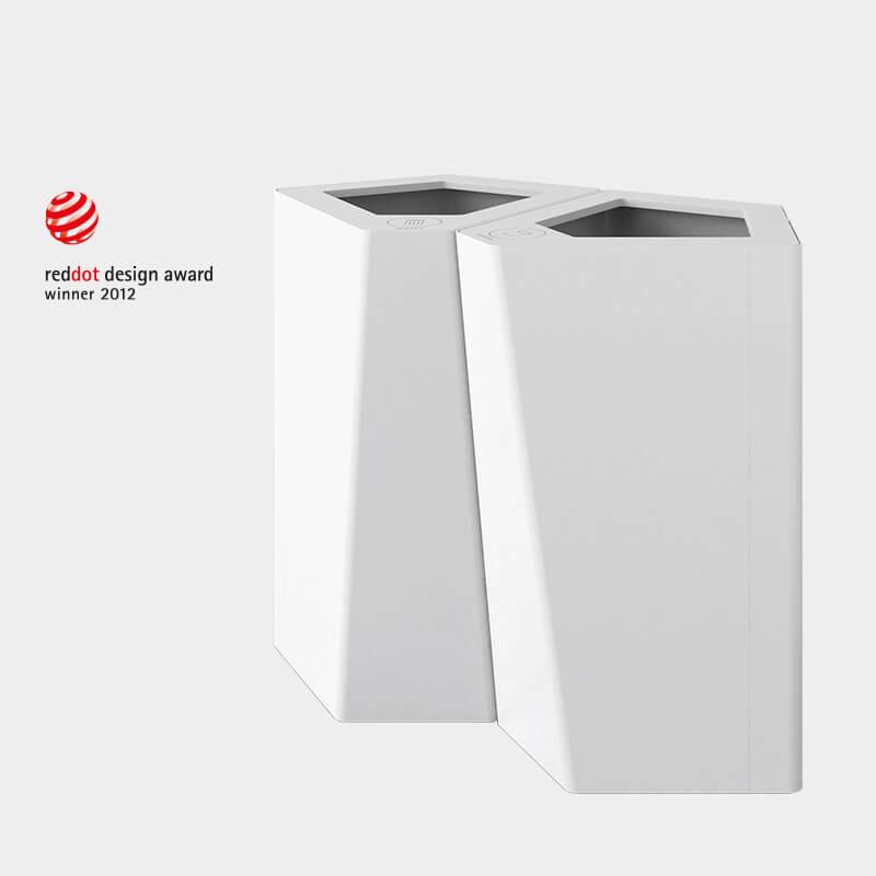 reddot design award annica doms papperkorg kite trece källsortering