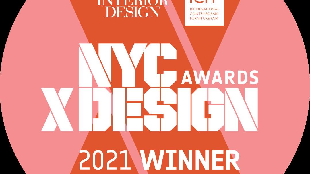 Popsicle winner NYCxDESIGN award